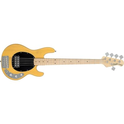 Sterling Ray25 StingRay Classic Bass, Butterscotch for sale