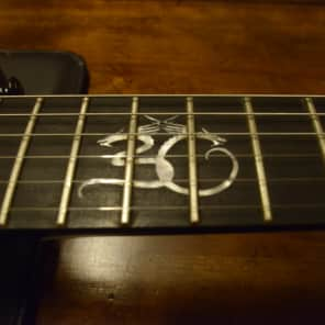 ESP LTD 30th Anniversary Limited Edition Eclipse EC-2005 Satin Black EMG 81 60 Grover Tuners Guitar for sale