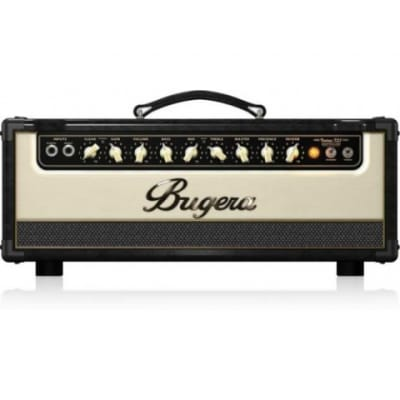 BUGERA V55HD-INFINIUM TESTATA VALVOLARE PER CHITARRA 55 WATT 2 CANALI for sale