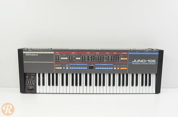 Roland Juno-106 Price Guide | Reverb