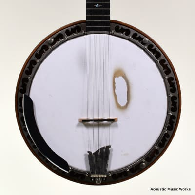 OME Juniper BG, Bluegrass Banjo, Mahogany for sale