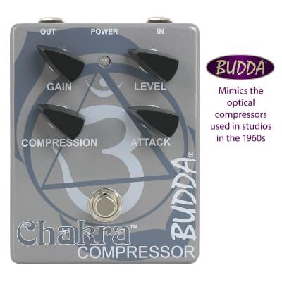 Budda Chakra Compressor Pedal for sale