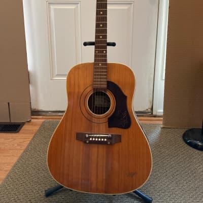 Vintage Hoyer Acoustic Guitar for sale