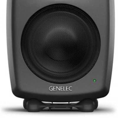 "Genelec 8040BPM 6"" 2-Way Compact Bi-Amplified Active Studio Monitor"