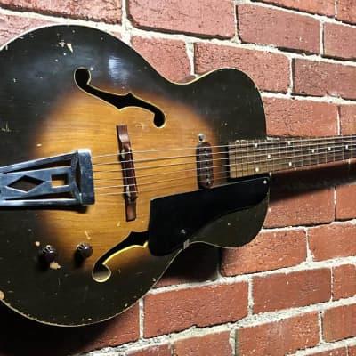 Wayne Harmonic Archtop Guitar  -  Circa 1952 for sale