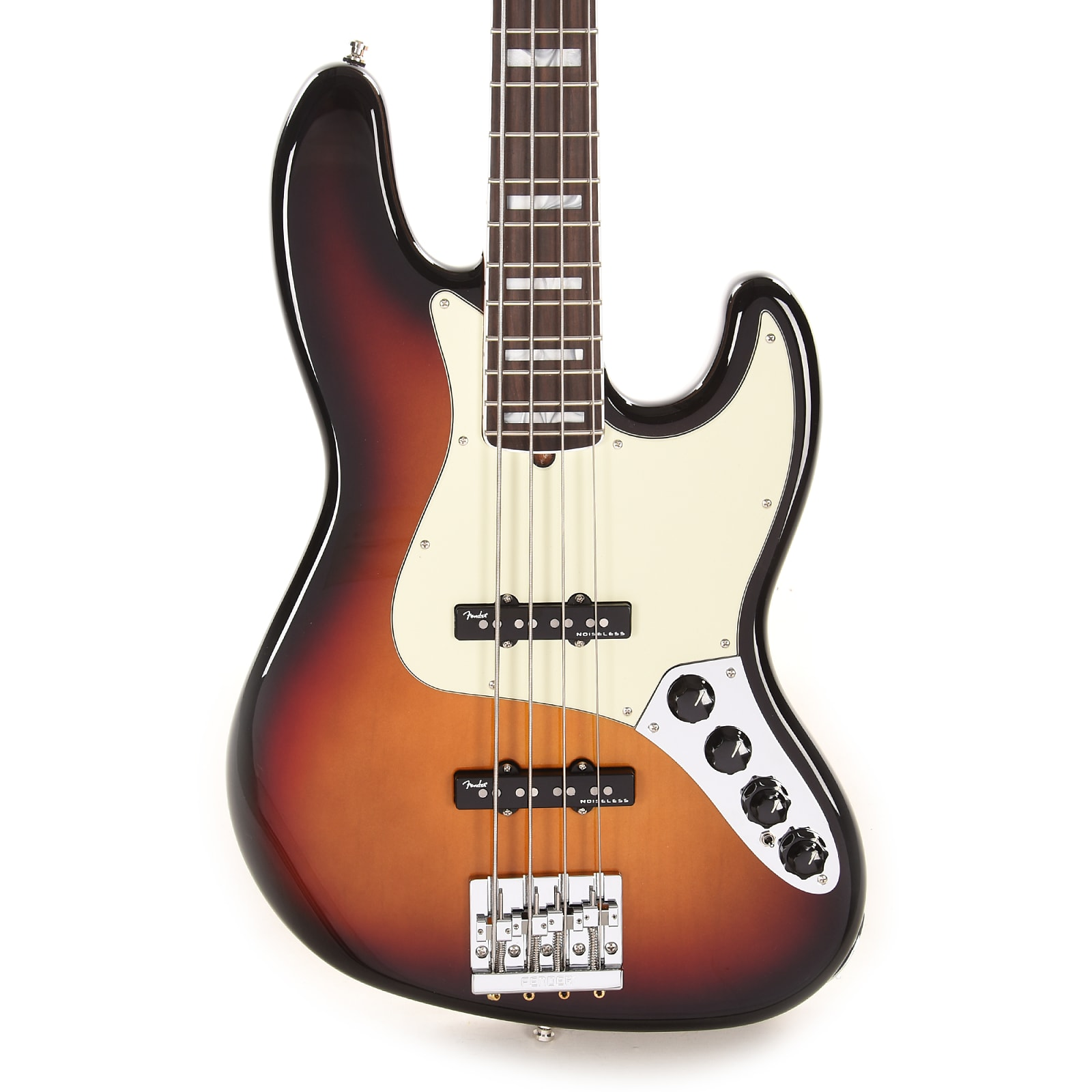 Fender American Ultra Jazz Bass Ultraburst