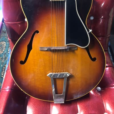 Gibson L-4 C Sunburst 1950s for sale