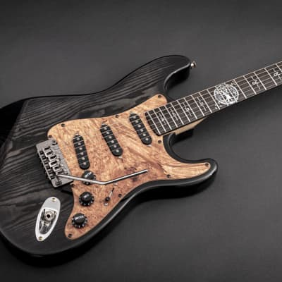 Mithans Guitars BRISTOL black special 2020 for sale
