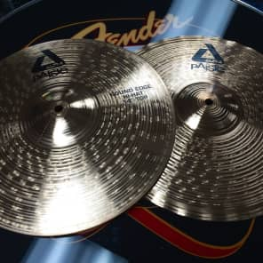 "Paiste 14"" Alpha Sound Edge Hi-Hat Cymbals (Pair)"