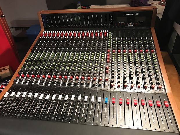 Trident 88 Class A mixer  *NEW* I can transport it to you FOR $ in CA or  USA *NEW* Just ask