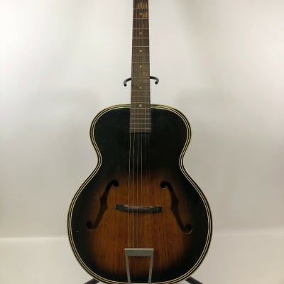 Harmony Guitar Vintage W/ MBT Case for sale