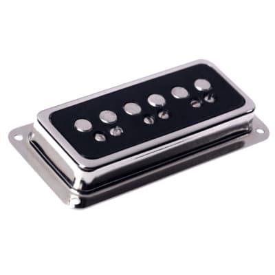 DeArmond 009-9403-049 Dynasonic Nickel/Black Electric Guitar Pickup - Neck