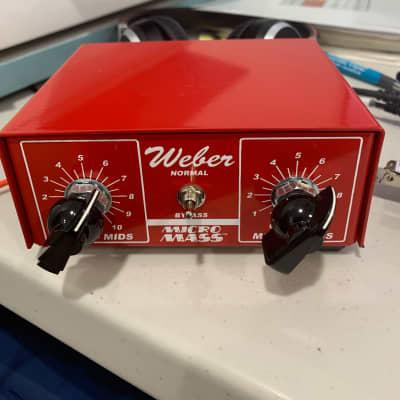 Weber MicroMass 15-Watt Attenuator