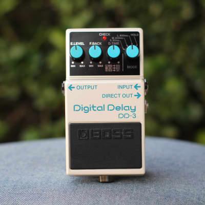 Boss DD-3 Digital Delay