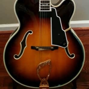 Guild Benedetto Johnny Smith Award Archtop 2004 for sale