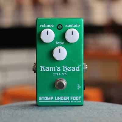 Stomp Under Foot - 1974 Ram's Head Fuzz V5 - Limited Edition