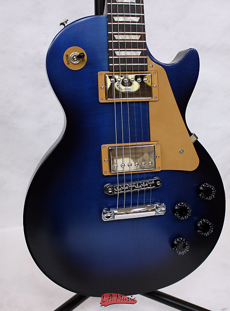 gibson 2014 les paul studio electric guitar manhattan reverb. Black Bedroom Furniture Sets. Home Design Ideas