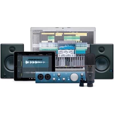 PreSonus Studio One 3 Recording Package