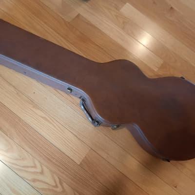 "Gibson Les Paul ""Cali-Girl"" 5 Latch Case Original Lifton Brown 1957-1959 Near Mint Condition w/ key"