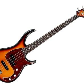 Peavey Milestone 4-String Electric Bass Vintage Burst