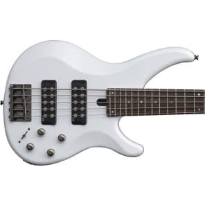 Yamaha TRBX305 5-String Bass White