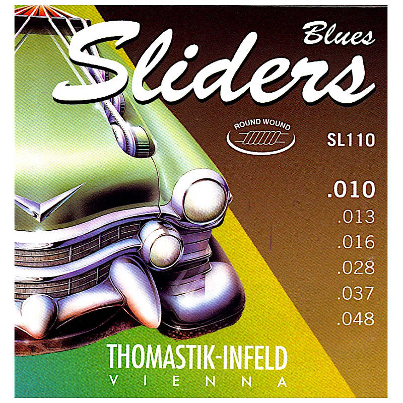 thomastik infeld electric guitar strings blues sliders 6 reverb. Black Bedroom Furniture Sets. Home Design Ideas