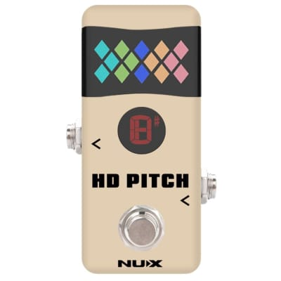 NuX NTU-2 HD Pitch Tuner