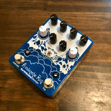 FREE SHIPPING - EarthQuaker Devices Avalanche Run Stereo Delay & Reverb