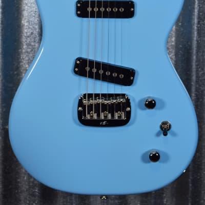 G&L USA SC-2 Himalayan Blue Guitar & Bag SC2 #6268 for sale