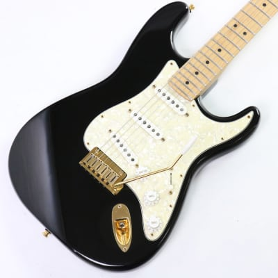 Fender USA Custom Shop Custom Classic American Standard Stratocaster Black Maple - Shipping Included* for sale