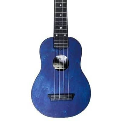 Kremona TUS35 Travel Series Soprano Ukulele - Dark Blue for sale