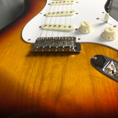 Fender Traditional 1950's Stratocaster MIJ 2017 Sunburst for sale
