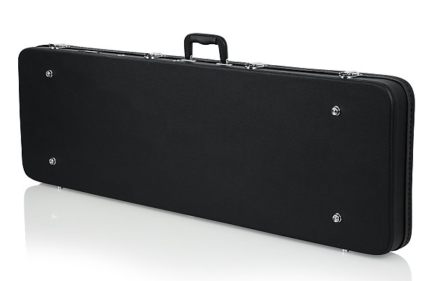 gator gwe bass wood hardshell bass guitar case reverb. Black Bedroom Furniture Sets. Home Design Ideas