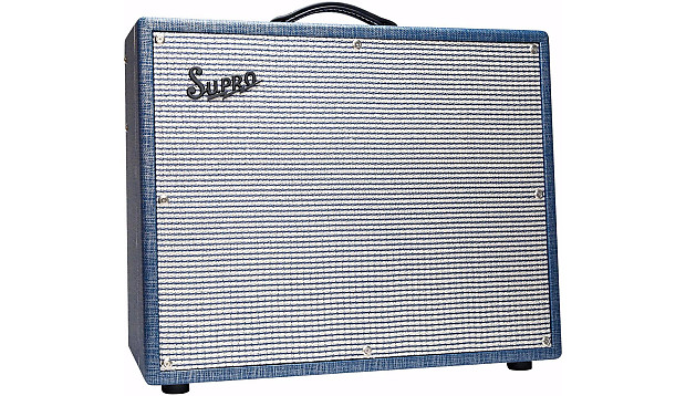 supro thunderbolt 35w guitar combo amp s6420 andreas inc reverb. Black Bedroom Furniture Sets. Home Design Ideas
