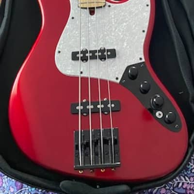 Performance Jazz Bass 2016 Candy Apple Red - Price Drop for sale