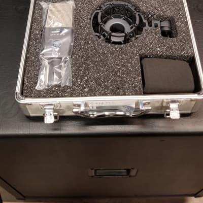 AKG XLS C414 condenser microphone