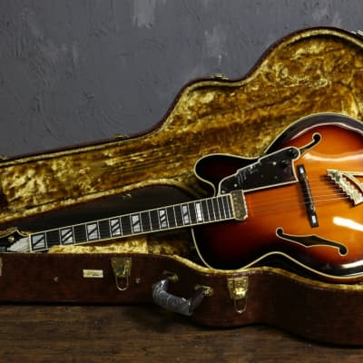 D'Angelico New Yorker NYS-2 2010s Sunburst Made in Japan! for sale