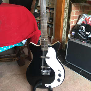 Danelectro 59M 12-String Black