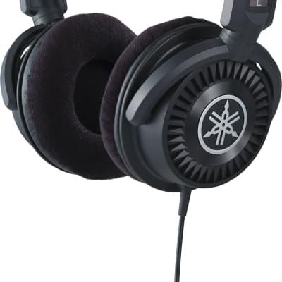 Yamaha HPH-150 Headphones - Black