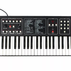 Sequential Circuits Six-Trak Polyphonic Synthesizer