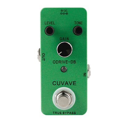 Cuvave Overdrive DB