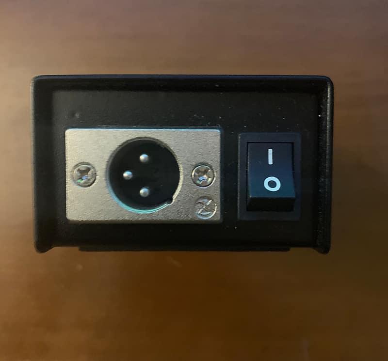live wire solutions direct box 2010s black reverb. Black Bedroom Furniture Sets. Home Design Ideas