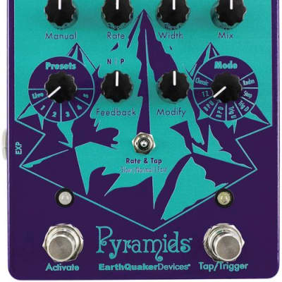 NEW!!! EarthQuaker Devices Pyramids FREE SHIPPING!!!