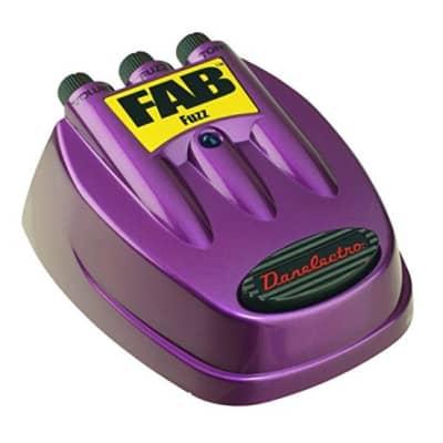 Danelectro D7 Fab Fuzz Pedal for sale