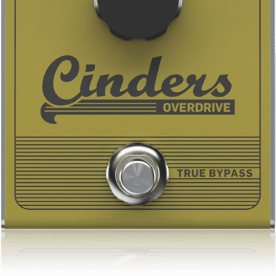 TC ELECTRONIC CINDERS OVERDRIVE for sale
