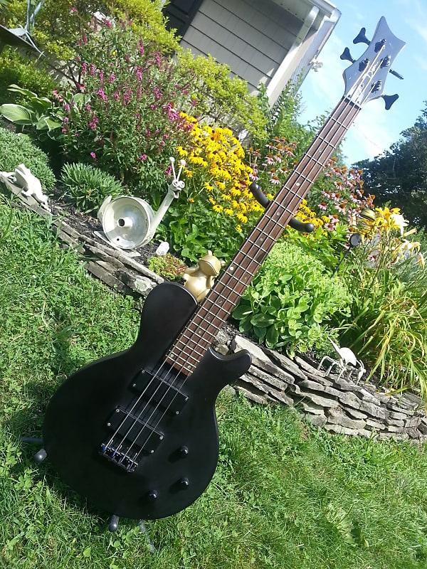 dean evo xm bass satin black zenmaster music reverb. Black Bedroom Furniture Sets. Home Design Ideas