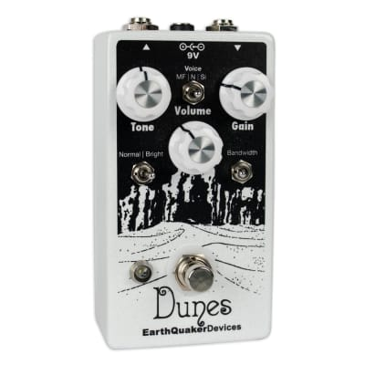 EARTHQUAKER DEVICES DUNES OVERDRIVE for sale