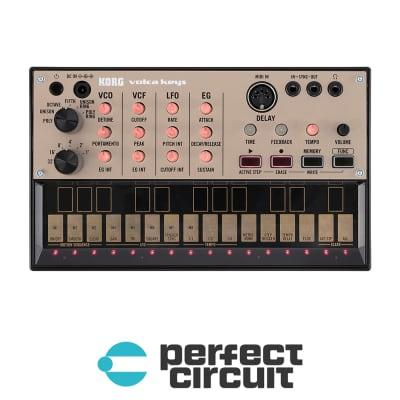 Korg Volca Keys Analog Synth Machine [DEMO]