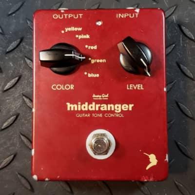 Jersey Girl MiddRanger Tone Control Rangemaster Boost MidRanger from Fulltender Plusdriver Maker for sale