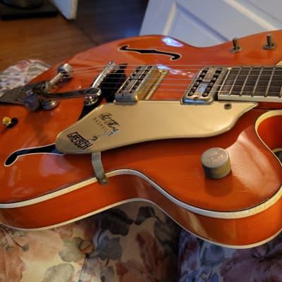Gretsch 6120 Nashville Chet Atkins 1966 Western Orange